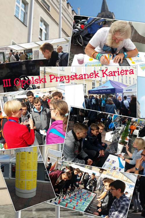 You are browsing images from the article: III Przystanek Kariera