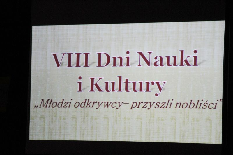 You are browsing images from the article: 25.03.2015 – PODSUMOWANIE VIII DNI NAUKI I KULTURY