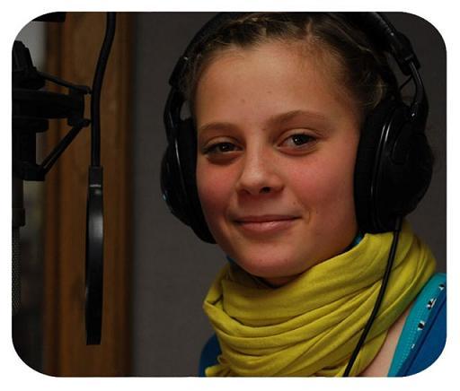 You are browsing images from the article: 21.12.2010 r. Opolskie dzieci śpiewają kolędy