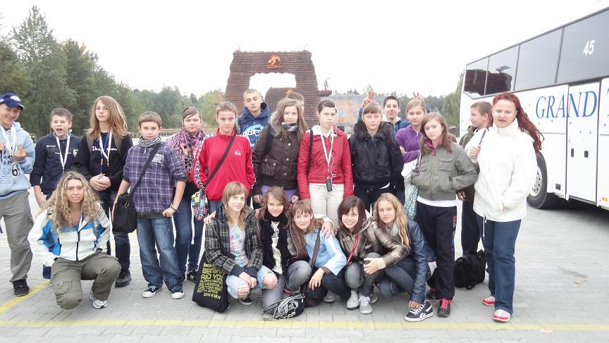 You are browsing images from the article: 05.10.2010 r. Wycieczka do Krasiejowa