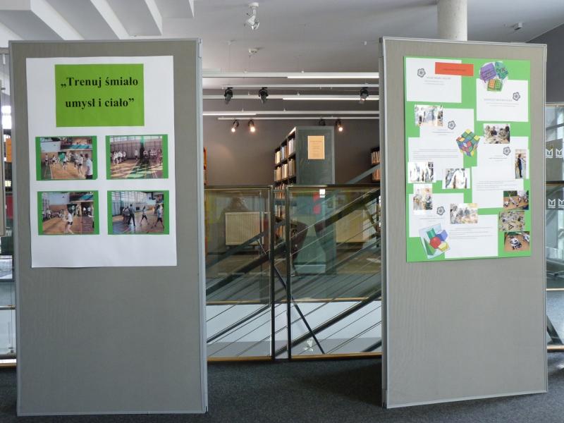 You are browsing images from the article: Wystawa w Miejskiej Bibliotece Publicznej w Opolu